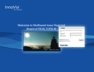 siouxlandmls.com screenshot