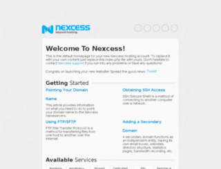 sip2-75.nexcess.net screenshot