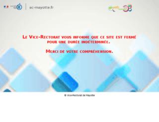 sip2.ac-mayotte.fr screenshot