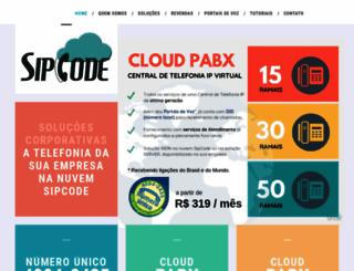 sipcodelabs.com.br screenshot
