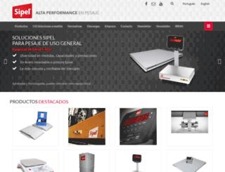 sipel.com.ar screenshot