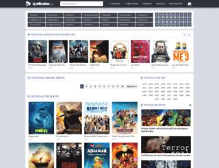sipeliculas.com screenshot