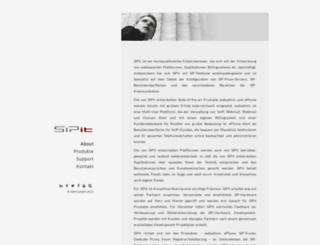 sipit.at screenshot