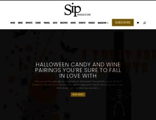 sipnorthwest.com screenshot