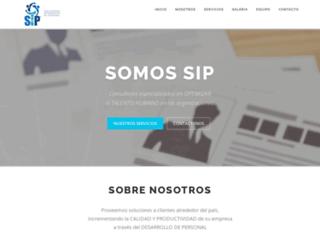 siprh.com screenshot