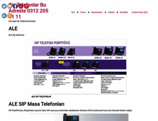 siptelefon.org screenshot