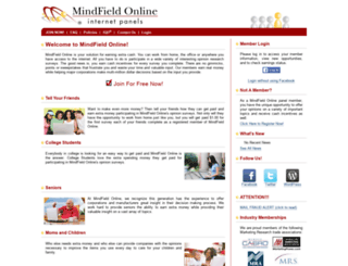 sir03.mindfieldonline.com screenshot