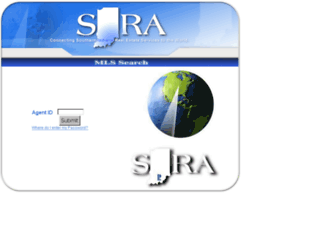 siramls.rapmls.com screenshot