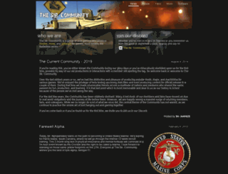 sircommunity.com screenshot