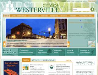 sire.westerville.org screenshot