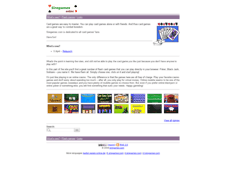 siregames.com screenshot