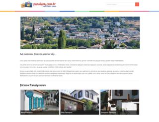 sirince.pansiyon.com.tr screenshot