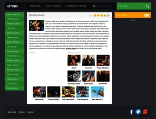 sirinlerikurtar.oyunu.net screenshot