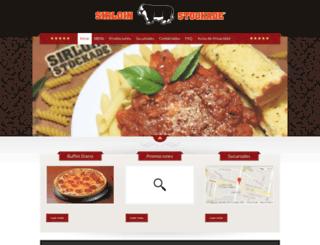 sirloinmexico.com screenshot