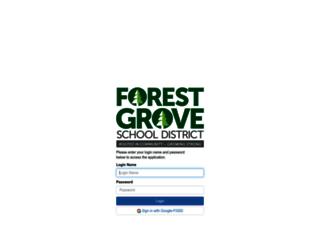 sis-forestgrove.cascadetech.org screenshot