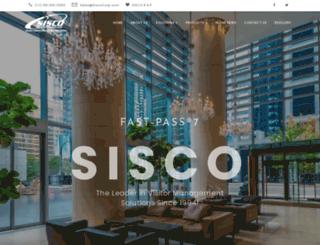 siscocorp.com screenshot