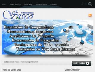 siscomc.com screenshot