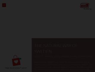 sissel.com screenshot