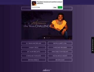 sistasense.com screenshot