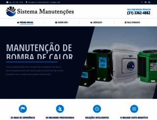 sistemamanutencoes.com screenshot