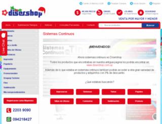 sistemascontinuos.com.uy screenshot