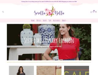 sistermissionaryclothes.com screenshot