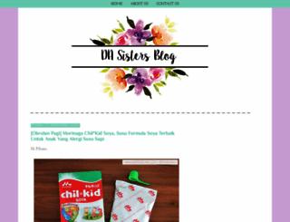 sistersdyne.blogspot.com screenshot