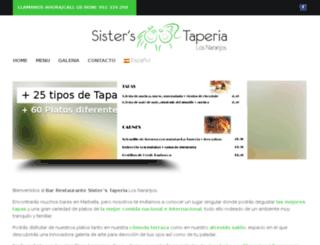 sisterstaperia.com screenshot