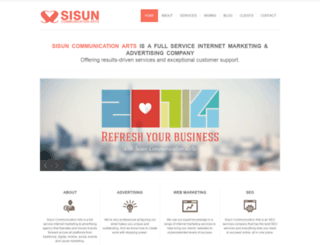 sisunthink.com screenshot