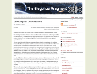 sisyphusfragment.wordpress.com screenshot
