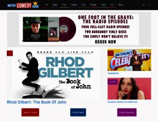 sitcom.co.uk screenshot