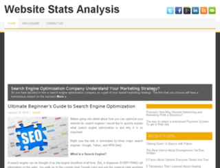 site-stats.info screenshot