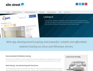 site-street.com screenshot
