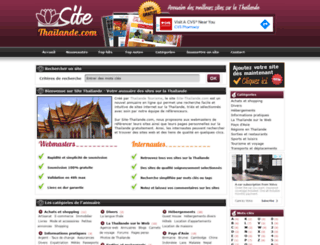 site-thailande.com screenshot