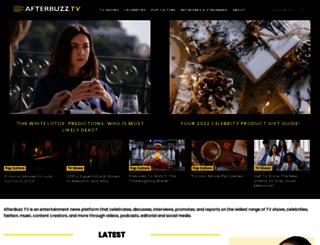 site.afterbuzztv.com screenshot