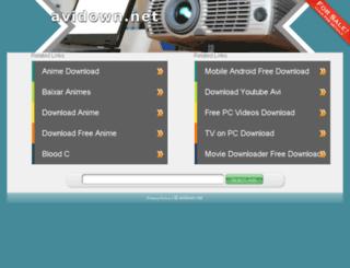 site.avidown.net screenshot