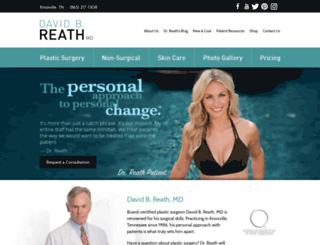 site.dbreath.com screenshot