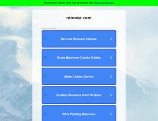 site.moovia.com screenshot