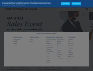 site.sybronendo.com screenshot