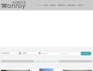 site118.passimmopro.com screenshot