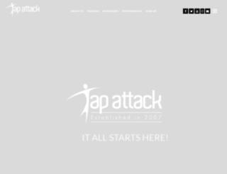 site2.tapattack.co.uk screenshot