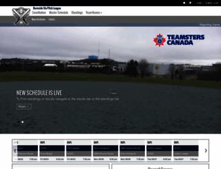 site2421.goalline.ca screenshot