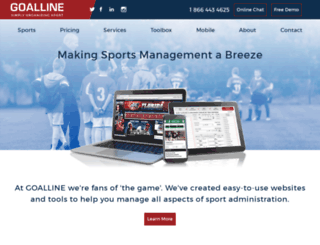site2688.goalline.ca screenshot