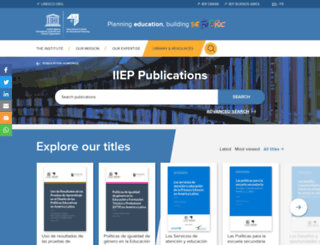 siteal.org screenshot