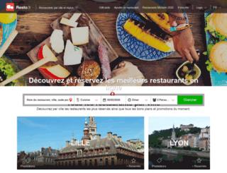 sitebe.resto.com screenshot