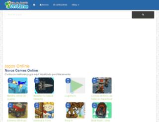 sitedejogosonline.com.br screenshot
