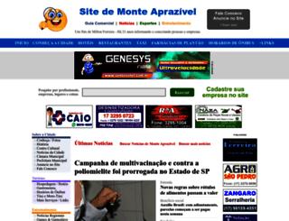 sitedemonte.com.br screenshot