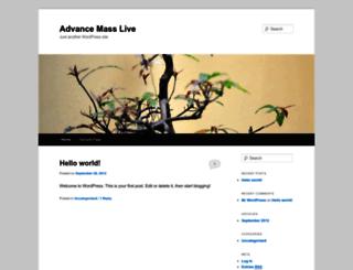 sitedesign.masslive.com screenshot
