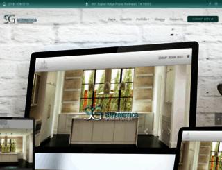 sitegistics.com screenshot