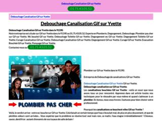 siteinfos.fr screenshot